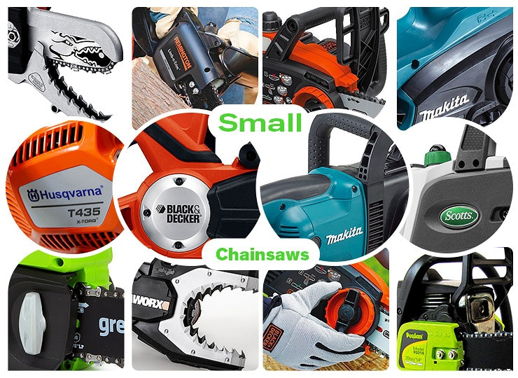 Best Small Chainsaw Reviews