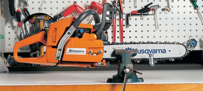Maintain Good Chainsaw Maintenance