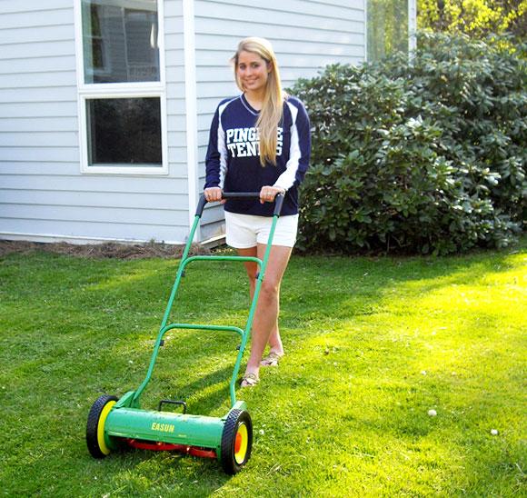 Best Push Reel Lawn Mower Reviews
