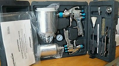 DeVilbiss 802342 StartingLine HVLP Gravity Spray Gun Kit Review