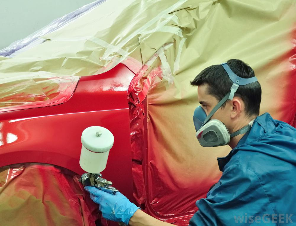 Best Automotive Paint Guns Buying Guide
