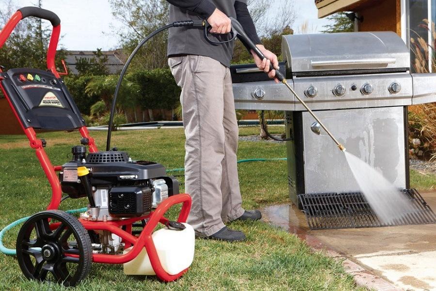 Best Gas Pressure Washer Reviews