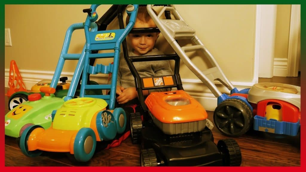 3 Best Toy Lawn Mower For Kids Reviews Of 2018 Tool Helps