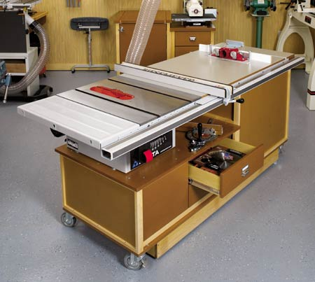 Best Cabinet Table Saw Reviews
