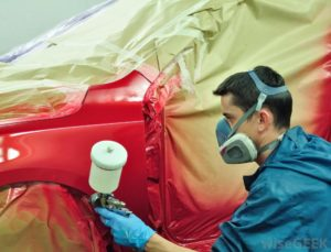 Best Automotive Paint Spray Gun