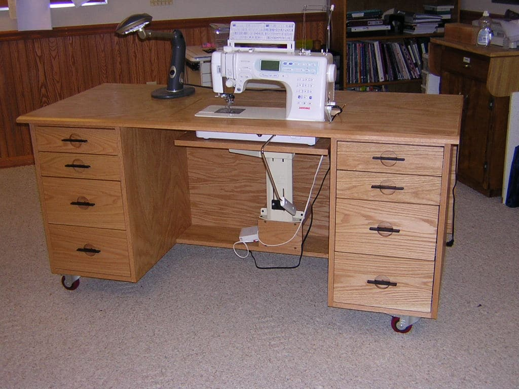 Best Sewing Machine Table