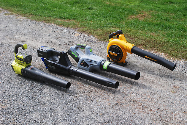 Best Cordless Battery Leaf Blower Reviews