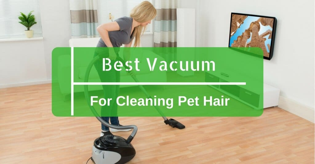Best Vacuum For Cleaning Pet Hair