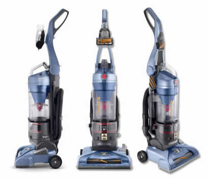 Hoover T-Series WindTunnel Pet Rewind Bagless Upright