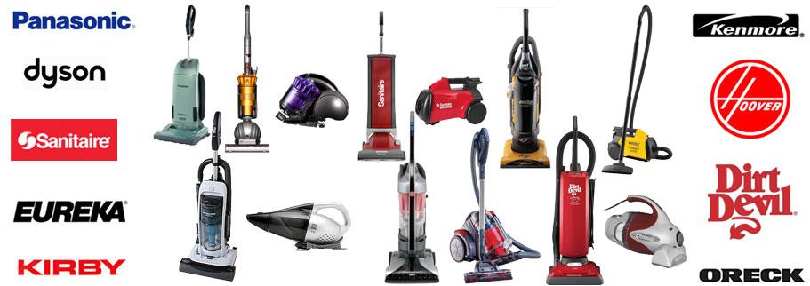 vacuum cleaner brand