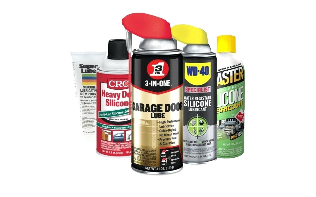 Best Garage Door Lubricant