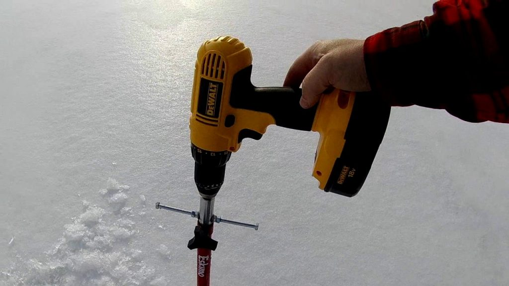 Best Cordless Drill For Ice Aug